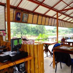 Отель Khun Mai Baan Suan Resort питание фото 3