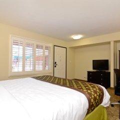 Отель Rodeway Inn Convention Center 2* Стандартный номер с различными типами кроватей фото 4