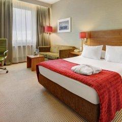 Гостиница Холидей Инн Москва Сущевский 4* Стандартный номер с разными типами кроватей фото 10