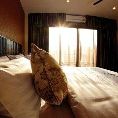 Отель Mellow Space Boutique Rooms 3* Улучшенный номер с различными типами кроватей фото 6