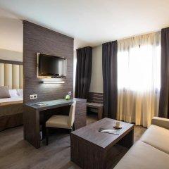 Sercotel Gran Hotel Luna de Granada 4* Номер Делюкс с различными типами кроватей фото 6