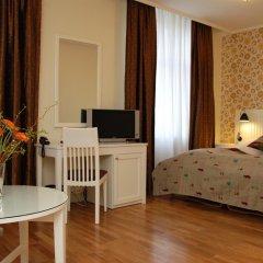 Hotel Villa Terminus 3* Стандартный семейный номер с двуспальной кроватью фото 12
