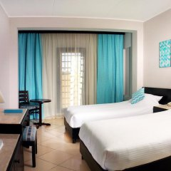Отель Steigenberger Aqua Magic Red Sea 5* Улучшенный номер с различными типами кроватей фото 5