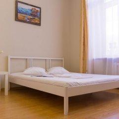 Аскет Отель на Комсомольской 3* Бюджетный двухместный номер с двуспальной кроватью и общей ванной с двуспальной кроватью фото 4