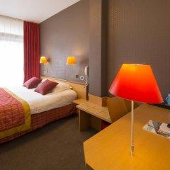 Hotel Des Lices 3* Улучшенный номер с различными типами кроватей фото 10