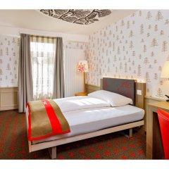 Отель Swiss Night by Fassbind 3* Стандартный номер с различными типами кроватей фото 5
