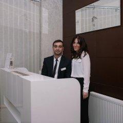 Отель Basilon Тбилиси интерьер отеля