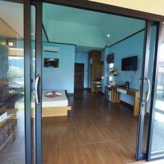 Отель Chomview Resort 3* Стандартный номер с различными типами кроватей фото 10