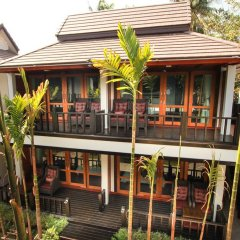 Отель Cabana Lipe Beach Resort 3* Улучшенный номер с различными типами кроватей фото 7