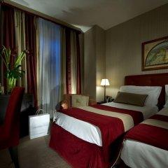 Dei Borgognoni Hotel 4* Стандартный номер с двуспальной кроватью фото 8