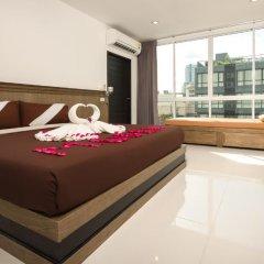 M.U.DEN Patong Phuket Hotel 3* Номер Делюкс двуспальная кровать фото 7