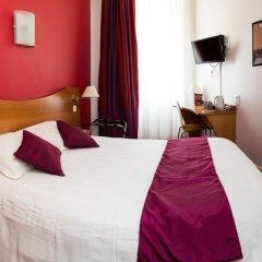 Отель Le Clocher de Rodez Франция, Тулуза - отзывы, цены и фото номеров - забронировать отель Le Clocher de Rodez онлайн комната для гостей фото 4