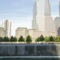 Отель Courtyard New York Downtown Manhattan/World Trade Center фото 8