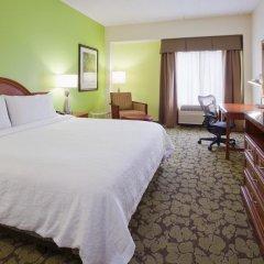 Отель Hilton Garden Inn Bloomington 3* Стандартный номер фото 3