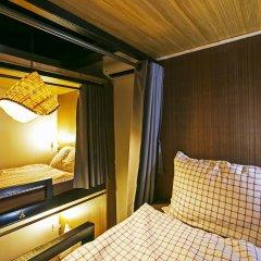 Отель Rachanatda Homestel 2* Кровать в общем номере с двухъярусной кроватью фото 5