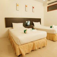 Отель The Green Beach Resort 3* Улучшенный номер с 2 отдельными кроватями фото 2