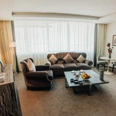 Отель Grand Mogador CITY CENTER - Casablanca комната для гостей фото 5