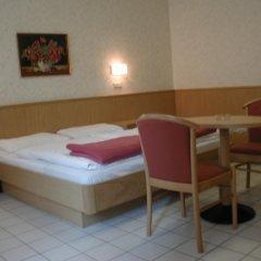 Отель Pension Fünfhaus 2* Стандартный номер с различными типами кроватей фото 5