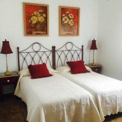 Отель 5 Soles Hostal Rural Gastronomico Стандартный номер с 2 отдельными кроватями