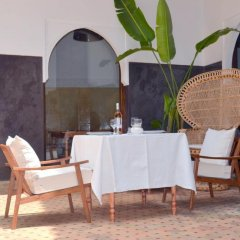 Отель Riad Kasbah Марокко, Марракеш - отзывы, цены и фото номеров - забронировать отель Riad Kasbah онлайн питание фото 3