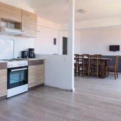 Отель Creta Seafront Residences 2* Апартаменты с различными типами кроватей