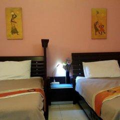 Pattaya 7 Hostel Кровать в женском общем номере с двухъярусными кроватями фото 10