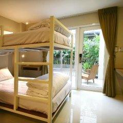 Chern Hostel Стандартный номер с различными типами кроватей фото 8