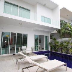 Отель Piet Villa бассейн