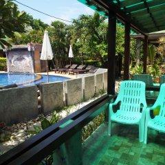 Отель Lanta Riviera Resort бассейн фото 2