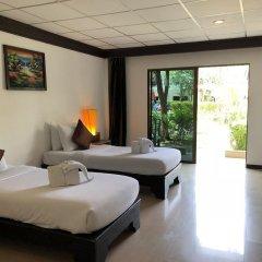 Bamboo Beach Hotel & Spa 3* Улучшенный номер с двуспальной кроватью фото 3