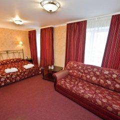 Амакс Премьер Отель Студия разные типы кроватей фото 17