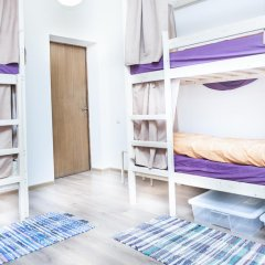 Хостел Бауманская комната для гостей фото 4