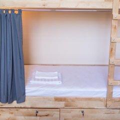 DREAM Hostel Zaporizhia Кровать в женском общем номере с двухъярусными кроватями