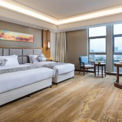 Отель Ramada Shanghai East 4* Стандартный номер с 2 отдельными кроватями фото 4
