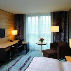 Maritim Hotel Düsseldorf 4* Стандартный номер с двуспальной кроватью фото 3