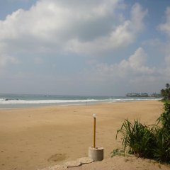 Отель Villa Jayananda пляж фото 2
