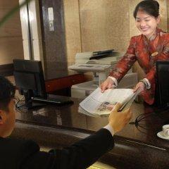 KB Hotel Qingyuan 5* Номер Делюкс с различными типами кроватей фото 4