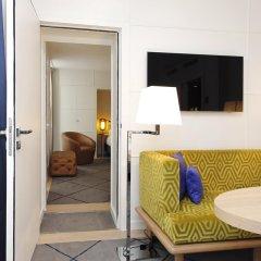 Отель Hôtel Opéra Richepanse 4* Стандартный номер с различными типами кроватей фото 16