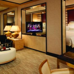 Отель Encore at Wynn Las Vegas 5* Люкс Encore Tower с двуспальной кроватью фото 18