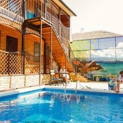 Гостевой Дом Виктория бассейн фото 2