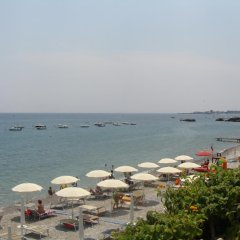 Отель Lucia & Giovanni Таормина пляж фото 2