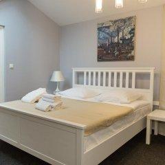 Апартаменты на Поварской Двухкомнатные апартаменты с различными типами кроватей фото 3