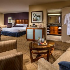 Отель DoubleTree by Hilton Carson комната для гостей фото 2