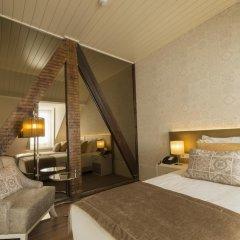 Отель My Story Ouro 3* Стандартный номер с различными типами кроватей фото 6
