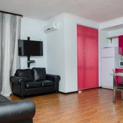 Апарт-отель Мирный 3* Апартаменты с двуспальной кроватью фото 9