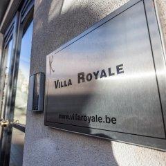 Отель Villa Royale Hotel Бельгия, Брюссель - 3 отзыва об отеле, цены и фото номеров - забронировать отель Villa Royale Hotel онлайн спортивное сооружение