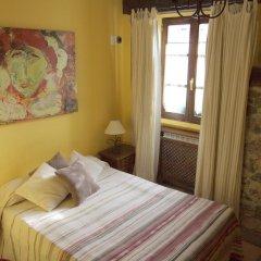 Отель Hostal Rural Elosta Испания, Ульцама - отзывы, цены и фото номеров - забронировать отель Hostal Rural Elosta онлайн комната для гостей фото 5