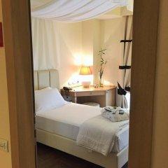 Erbavoglio Hotel 4* Стандартный номер двуспальная кровать фото 6