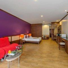 Отель Timber House Ao Nang 3* Улучшенный номер с различными типами кроватей фото 6