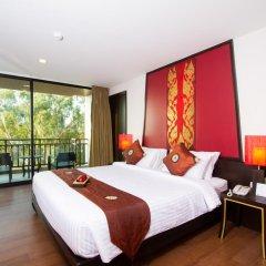 Royal Thai Pavilion Hotel 4* Полулюкс с различными типами кроватей